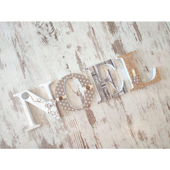 ÁBEL stílusú dekorbetűk