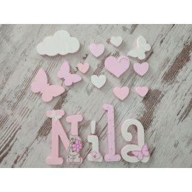 Lányos betűk