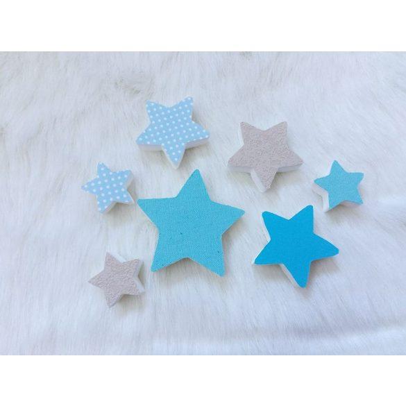 Csillagok dekor csomag