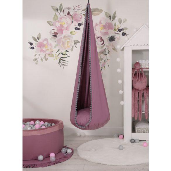 Csepphinta retro rózsaszín