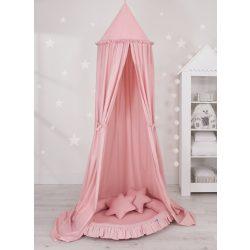 Baldachin szett fáradt rózsaszín