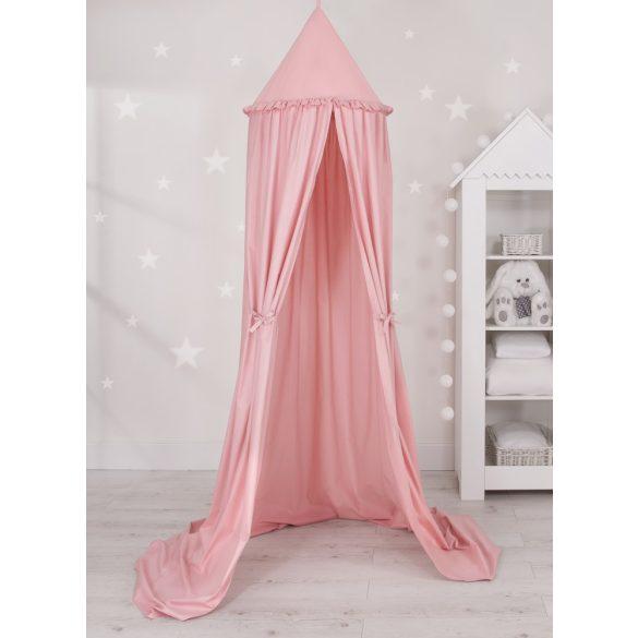 Baldachin fáradt rózsaszín